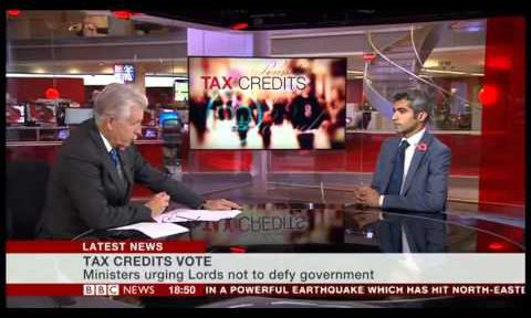 Our tax credit analysis, published on the day the House of Lords were debating the proposals, created a lot of news. Read all the collated coverage here.