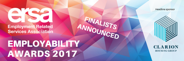 Policy in Practice is shortlisted for an ERSA Employability Award 2017, Innovation category, sponsored by entitledto