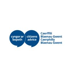 Citizens Advice Caerphilly Blaenau Gwent logo