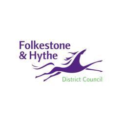 Folkstone & Hythe logo