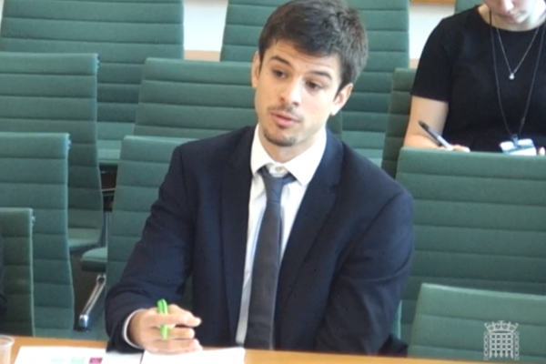 Giovanni Tonutti, Policy in Practice, gave evidence to the Work and Pensions Select Committee on the impact of the Benefit Cap