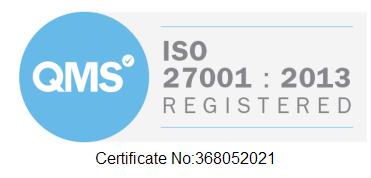 ISO-27001-2013 badge