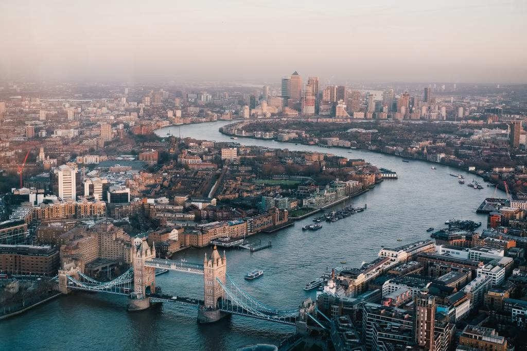 Image of London to illustrate blog post on council tax support scheme costs